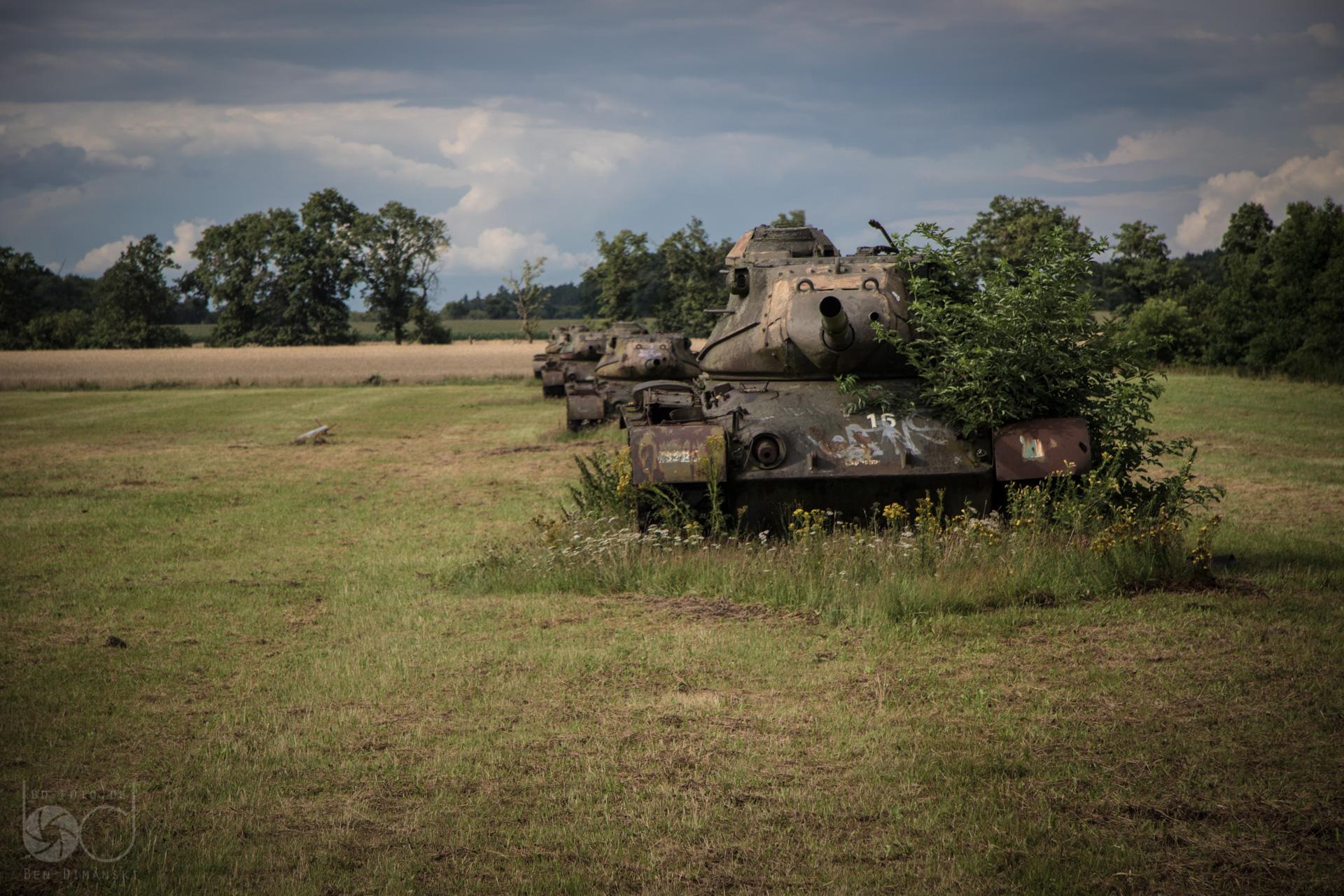 Panzerfriedhof